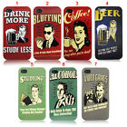Retro Vintage Billboard Poster Meme Case Cover for iPhone 4 4S 4G