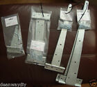 Various sized Tee Hinges Including Screws