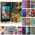 For Huawei Ascend W1 H883G Hard Design Snap On Cover Case + LCD + Car Charger