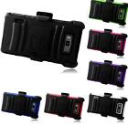 For LG Splendor Venice US730 Optimus Showtime L86C Side Stand Cover Case + LCD