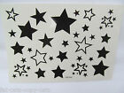 Quality Sheet Various Mens Ladies Black Celtic Stars Temporary Tattoos UK Seller