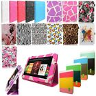 DIAMOND BLING SPARKLY PU LEATHER FLIP CASE COVER FOR APPLE iPAD/SAMSUNG TABLET