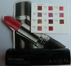 AVON ULTRA COLOUR SHIMMER LIPSTICK ~11 SHADES ~ NEW TRUE COLOUR TECHNOLOGY