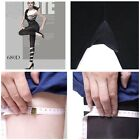 Women Lady Slim 680D Compression Spats Stockings Pantyhose Tights Footless