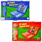 OFFICIAL FOOTBALL 68 PIECE TRAVEL SET ARSENAL OR CHELSEA BRAND NEW