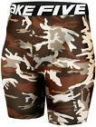 New 071 Skin Tights Compression Base Layer Camo Running Short Pants Mens S-XL