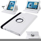 "Leather 360 Rotate Folio Case Cover For Samsung Galaxy Note 10.1"" N8000 N8010"