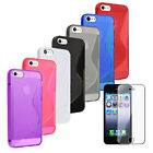 NEW JOBLOT 12 X MOBILE PHONE GEL CASES FOR IPHONE 4/4S