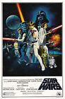 STAR WARS Episode IV A New Hope Movie POSTER $8.98 USD on eBay