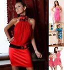 New Ladies Womens Sexy Evening Wedding Formal Party Prom Dress 6-16 Sale Bargain