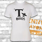 GREASE 'T'' BIRDS T-SHIRT - COSTUME OR GREAT GIFT!