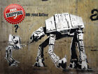 "Banksy Graffiti Poster Print Wall Art I'm Your Father Picture Photo 14""x10"""