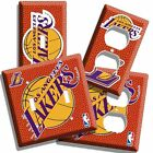 LOS ANGELES LAKERS NBA BASKETBALL LOGO CHAMPION LIGHT SWITCH OUTLET COVER PLATE on eBay
