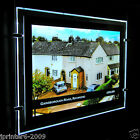 LED Window Light Pocket Light Panel Estate Agent Display Kit Single Side