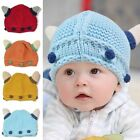 3~24 Months Winter Cute Baby Toddler Boy Girl Kids Warm Soft Hat Cap 3554