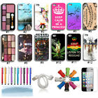 New Cute Color Hybrid Hard Shell Back Case Cover Skin For iPhone 4 4G 4S
