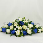 Silk Wedding Flowers by Petals Polly, ARTIFICIAL/SILK TOP TABLE ARRANGEMENT