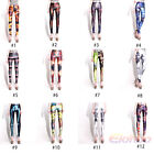 New Style Fashion Women Sexy High Waisted Stretchy Leggings Pencil Pants