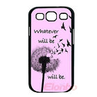 Cute Hybrid Dandelion Hard Back Case Cover Skin For Samsung Galaxy S3 III i9300