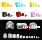 500 pcs Colour TOE False / Acrylic / Nail Art Tips More Colour Choice