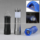 3 Colors Portable Tent Camping Lantern Light Flashlight Hiking Torch Outdoor