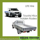 Ute Hire Melbourne (2x4 Ute, Auto, Toyota Hilux/Holden Rodeo)