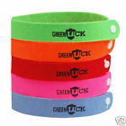 MOSQUITO BUG ANTI-REPELLENT WRISTBAND BRACELET INSECT BUG LOCK CAMPING MOZZIE