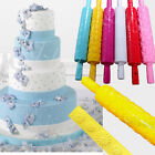 Cake Fondant Embossed Rolling Pin Gum Paste Embossing Craft Decorating Tool Mold
