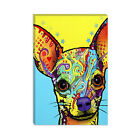 Chihuahua l Dean Russo Canvas Print Painting Reproduction