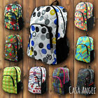 Premium Quality Backpack School Lightweight Campus Fashion Travel Surf Sport Bag
