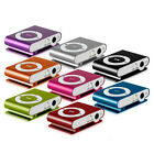 1-8GB Support  Micro SD TF Fashoin Mini Clip Metal USB MP3 Music Media Player