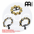 Meinl Hi-Hat & Mountable Tambourine: Headliner/Traditional/Pro/Recording-Combo