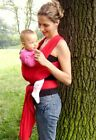 BABY SLING STRETCHY WRAP CARRIER FROM BIRTH -3 yrs - BREASTFEEDING MANY COLOURS