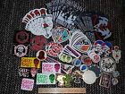 VTG 80's SKATE RAGS WORKS CLOTHING CO NOS SKATEBOARD DEALER STICKER dc punk sma  image