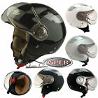 Viper RS16 RS-16 Open Face Scooter Motorbike Motorcycle Crash Helmet Road Legal