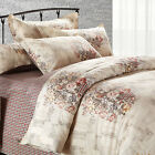 Comfort Essentials Rose Floral 100% Cotton Quilt/Duvet/Doona Cover Set
