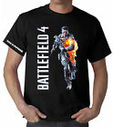 BATTLEFIELD 4 VIDEO GAMES  T-SHIRT PERSONALIZZATA CON IL TUO NICKNAME TSHIRT