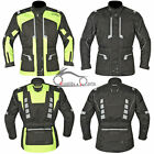 Akito Terra Waterproof CE Approved Motorcycle Motorbike Jacket Removable Liner