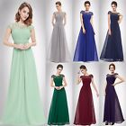 Ever Pretty Elegant Ladies Lace Long Formal Evening Ball Gown Prom  Dress 09993