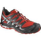 Salomon Xa Pro 3d Mens Trail Shoes Black Red All Sizes