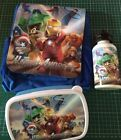 Childrens Customisable Rucksack, Sandwich box & Bottle-Your Own Picture & Name
