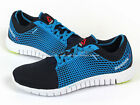 Reebok Zquick Navy/Blue/White/Yellow Sportstyle Casual Running Shoes 2014 V54315