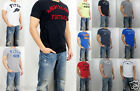 NWT Abercrombie & Fitch By Hollister Men Iroquois Buell Mountain Tee T Shirt