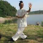 Summer Shortsleeve Wudang Taoist Tai chi Suit Wushu Martial arts Kung fu Uniform