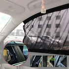 Retractable Car Auto Front Rear Windshield Sun Shade Cover Visor Sunshield