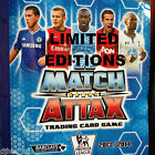 Match Attax 13/14 Limited Edition & Hundred Club Cards including EXTRA cards