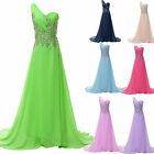Multi Colors Gown Evening Wedding Bridesmaid Bridal Dress Party Prom Dress Ball