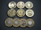 Royal Mint PROOF Two Pound Coin £2 1986 - 2002 Choose your Year