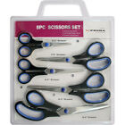 """9.5""""STAINLESS STEEL TAILORING SCISSORS DRESSMAKING FABRIC SHEARS 5.5"""" 6.5""""& more"""