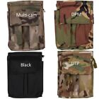 MILITARY WATERPROOF A6 FOLDER NOTEPAD HOLDER MTP MULTICAM HIKING POUCH FISHING